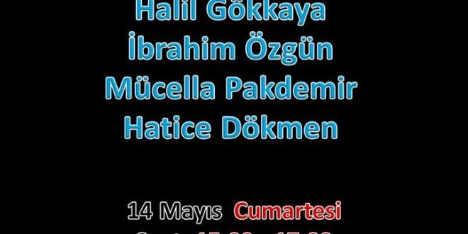 """""""Halk Edebiyatı Dergisi""""Yazarlarından İmza Günü!.."""