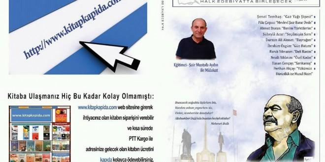 Halk Edebiyatı Dergisi'nin 15. Sayısı Çıktı!