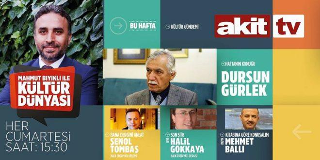 Halk Edebiyatı Dergisi  Akit TV'de