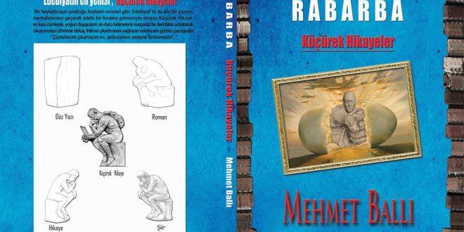 """Mehmet Ballı'nın Kaleminden Edebiyatın En Yenisi  """"Küçürek Hikayeler"""" Halk Edebiyatı Dergisi Yayınları'ndan Çıkıyor !.."""