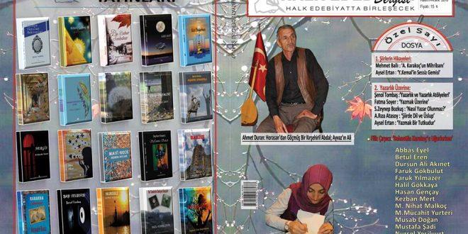Halk Edebiyatı Dergisi'nin 27. Sayısı Çıktı