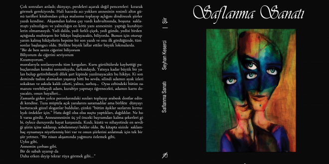 """Seyhan Keserci'nin """"Saflanma Sanatı"""" şiir kitabı Halk Edebiyatı Dergisi Yayınları'ndan çıkıyor.Hayırlı ,uğurlu olsun."""